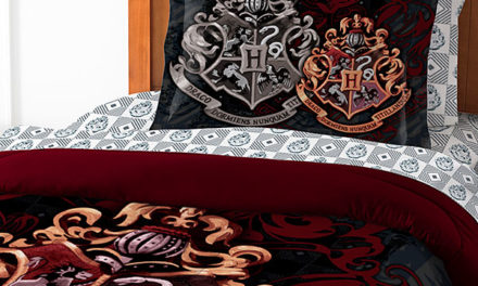 Hogwarts Bed-In-A-Bag