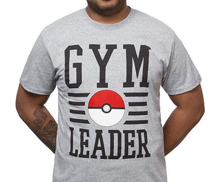 Pokemon Gym Leader Tee