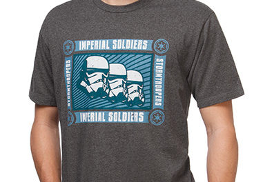 Star Wars Imperial Matchbook Tee