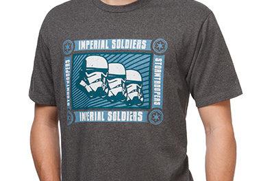 Star Wars Imperial Matchbook Tee