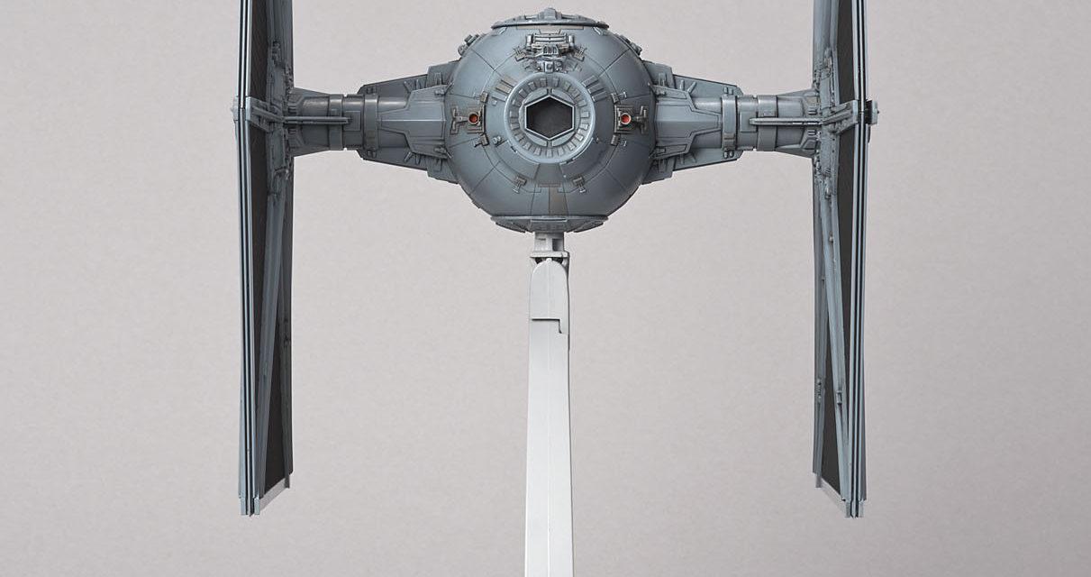 Star Wars 1/72 Scale Tie Fighter