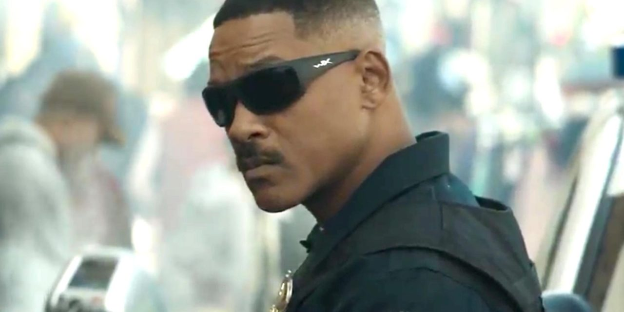 See Will Smith in first teaser for Netflix's fantasy thriller Bright