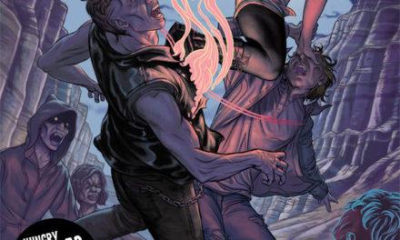 Buffy the Vampire Slayer: Season Eleven #4 (Steve Morris cover)