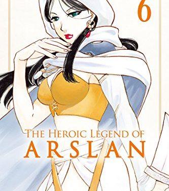 The Heroic Legend of Arslan Vol. 6