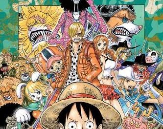 One Piece, Vol. 81