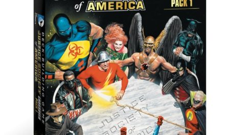 DC Comics Deck Building Game Crossover Pack 1: JSA