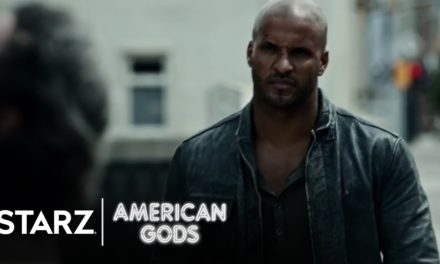 American Gods TV show official trailer