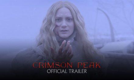 """""""Crimson Peak"""" Video Review"""