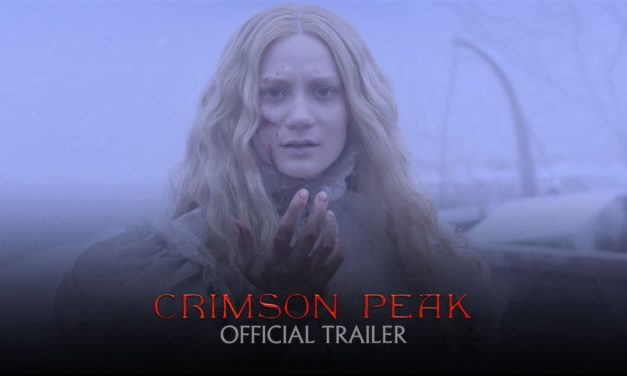 """Crimson Peak"" Video Review"