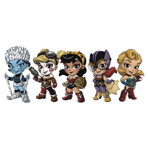 DC Bombshells Series 2 Mini-Figure Display Case – Free Shipping