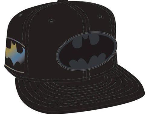 Batman Symbol Side Flect Snap Back Cap