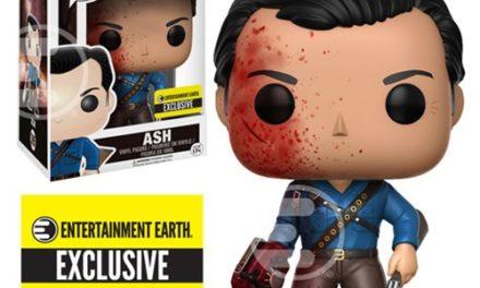 Ash vs Evil Dead Ash Bloody Version Pop! Vinyl Figure