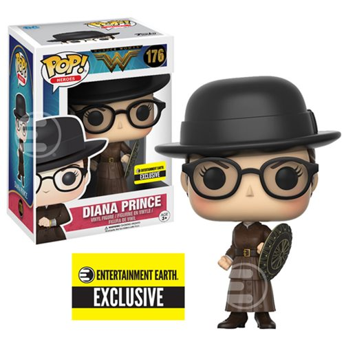 Wonder Woman Movie Diana Prince Pop! Vinyl Figure