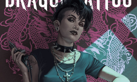 THE GIRL WITH THE DRAGON TATTOO: MILLENNIUM #1