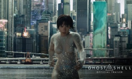 Ghost in the Shell Trailer (2017) Official Trailer