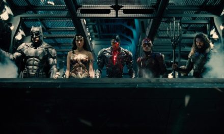 JUSTICE LEAGUE – Official Trailer 1