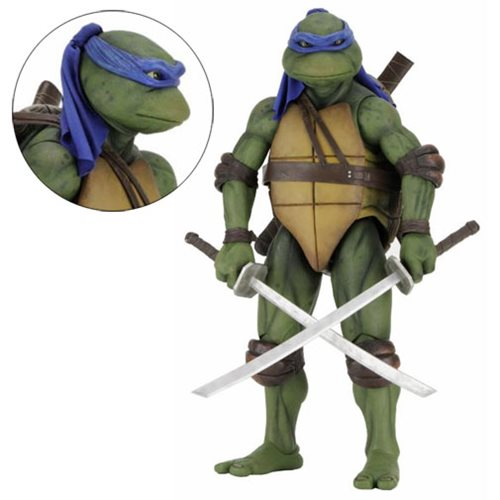 Teenage Mutant Ninja Turtles Leonardo 1:4 Scale Action Figure