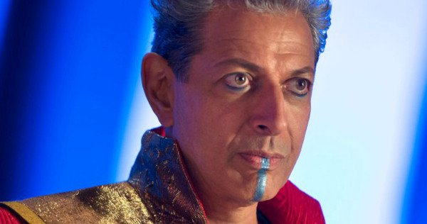 Thor: Ragnarok First Look at Jeff Goldblum as Grandmaster