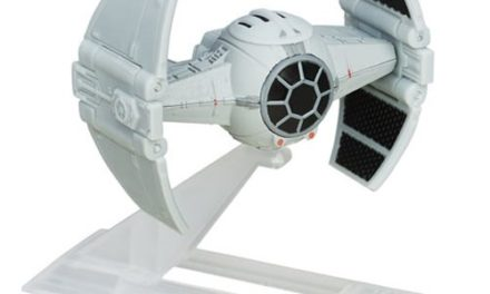 Star Wars The Inquisitor's Tie Advanced Prototype Vehicle, Not Mint