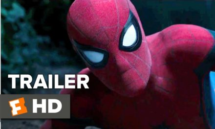 Spider-Man: Homecoming Trailer #1 (2017)