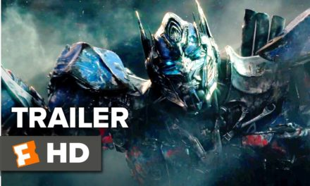 Transformers: The Last Knight Official Trailer 1 (2017)
