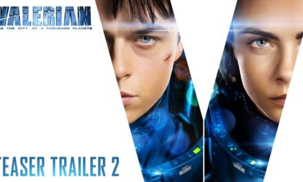 Valerian and the City of a Thousand Planets | Teaser Trailer 2