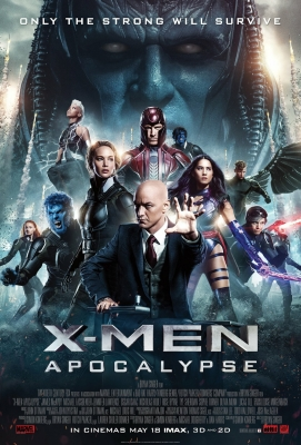 X-Men: Apocalypse One Sheet