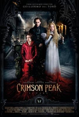 Crimson Peak One Sheet
