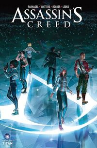Assassins Creed Uprising #2 (Cover A – Sunsetagain)