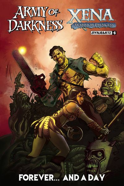 Army of Darkness Xena Forever and a Day #6 (of 6)