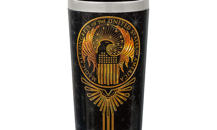 Fantastic Beasts Magical Congress of the USA Travel Mug