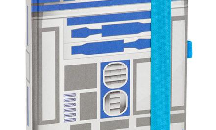 Star Wars R2-D2 Journal – Exclusive Premium Journal