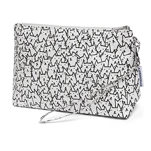 Cats Mighty Wristlet