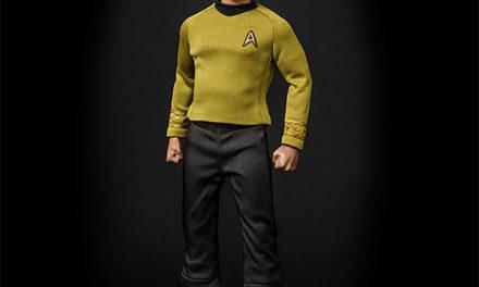 Star Trek TOS Captain Kirk 1/6 Scale Articulated Figure