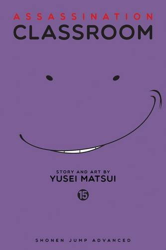 Assassination Classroom, Vol. 15
