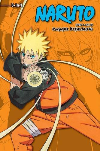 Naruto (3-in-1 Edition), Vol. 18: Includes vols. 52, 53 & 54