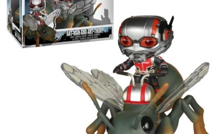 Ant-Man and Ant-Thony Pop! Vinyl Vehicle with Figure