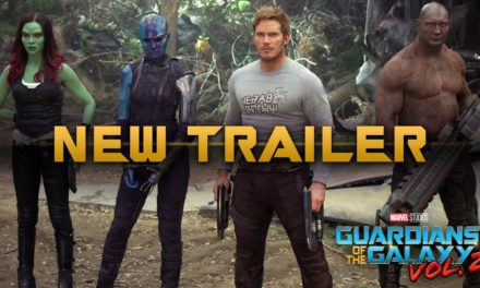 NEW Guardians of the Galaxy Vol. 2 Trailer – WORLD PREMIERE