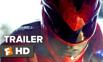 Power Rangers Trailer #1 (2017)
