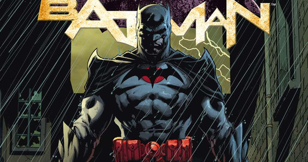 Josh Williamson Scripting Batman #22, Co-Plotting with Tom King