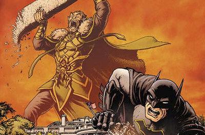 All Star Batman #9 (Burnham Variant Cover Edition)