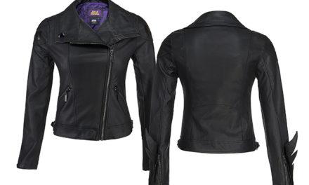 Batgirl Moto Jacket