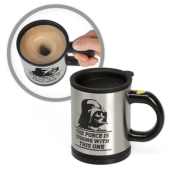 Star Wars Darth Vader Self-Stirring Mug