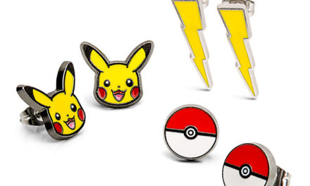 Pokémon Pikachu 3-Pack Earrings Set