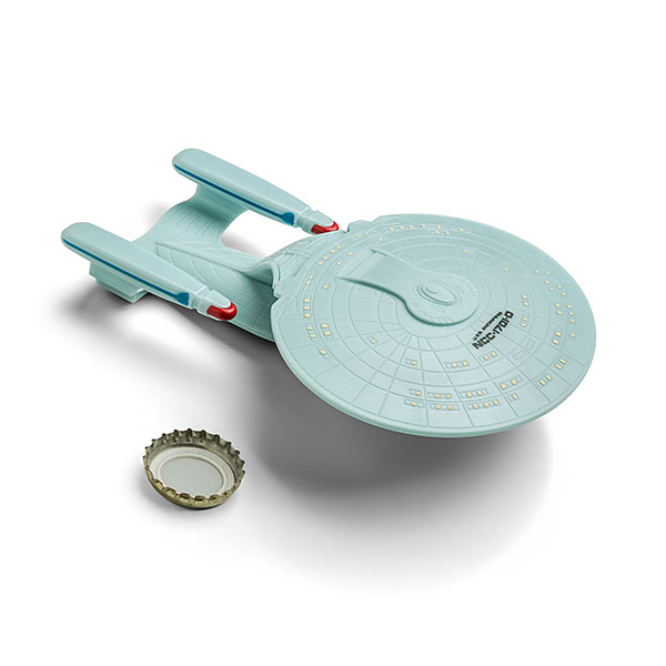 Star Trek: The Next Generation Bottle Opener