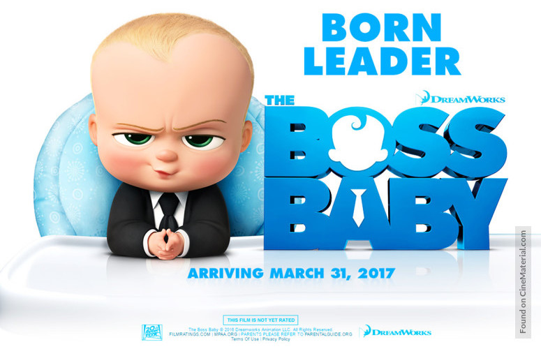 Weekend Box Office Results for March 31 – April 2, 2017