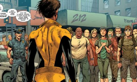 X-MEN GOLD ARTIST ADDRESSES CONTROVERSY: 'MY CAREER IS OVER NOW'