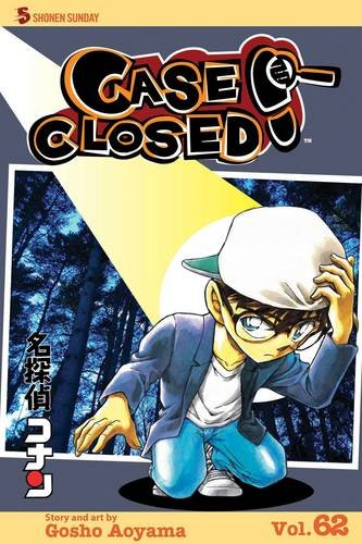 Case Closed, Vol. 62