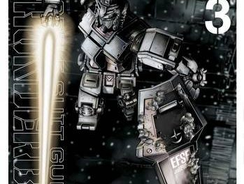 Mobile Suit Gundam Thunderbolt, Vol. 3