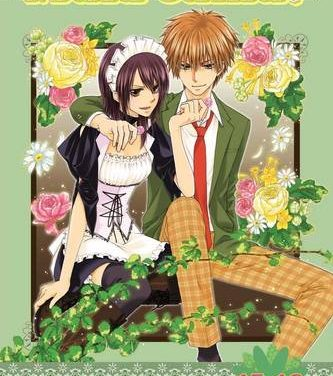 Maid-sama! (2-in-1 Edition), Vol. 8: Includes Vols. 15 & 16